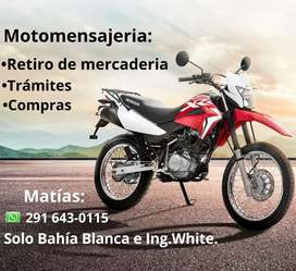 Cadeteria Bahía Blanca-White-Cerri