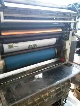 Vendo Maquina Litografica Harris 125