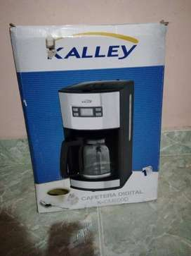 Cafetera digital KALLEY