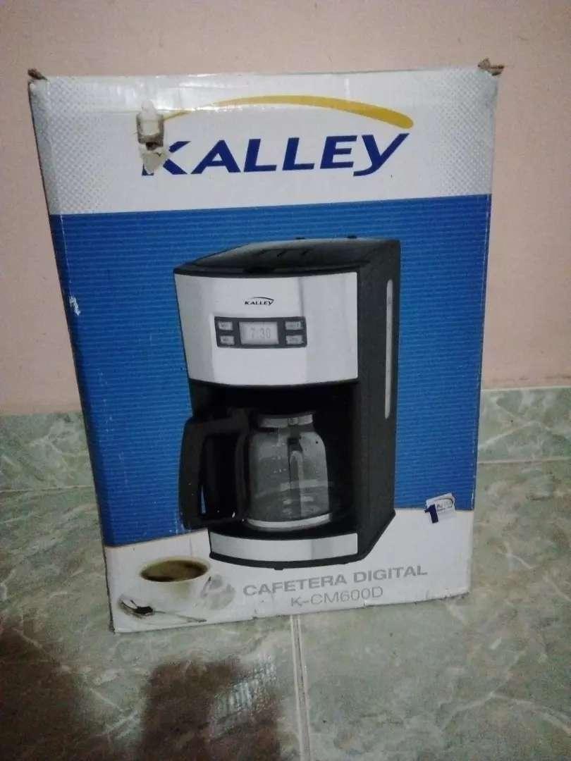 Cafetera digital KALLEY 0