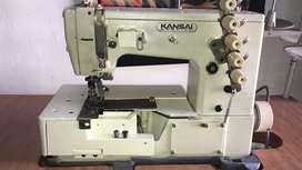 Vendo maquina de coser Recubridora