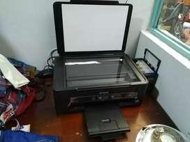Impresora Epson multifuncional L380