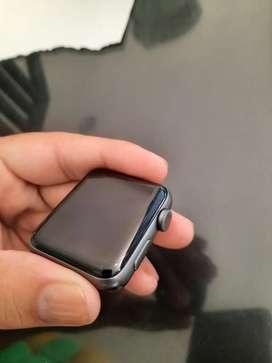 Apple Watch Serie 3 NIKE 42 MM Negro