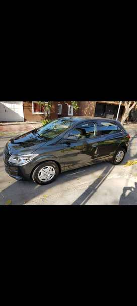 Chevrolet onix unica mano 23000 km