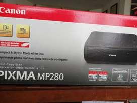 Vendo Impresora CANON PIXMA MP280