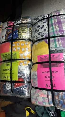 Pacas de ropa americana de100 libras