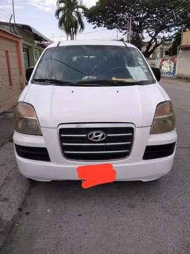 Hyundai starex 2008