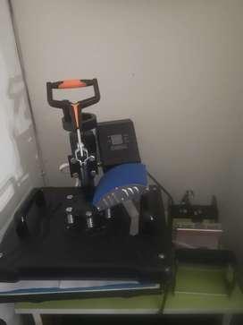 Maquina para sublimar