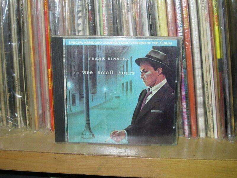 Frank Sinatra ? In The Wee Small Hours  CD USA 0