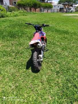 Se vende moto polar como nueva.