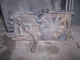 radiadores de vw passat 96 diesel