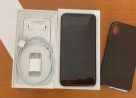 Vendo iphone xs max de 256gb soace gray /black