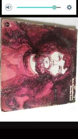 Kris Kristofferson Border Lord Lp Album Vinilo Folk Rock