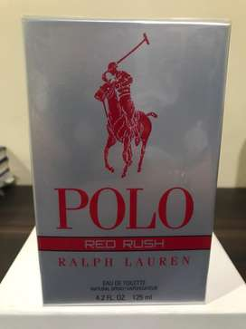 Perfume Polo Red Rush Nuevo Para Hombre