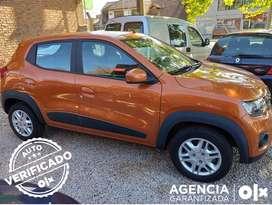 [VERIFICADO POR OLX] Renault Kwid INTENS 1.0 2019 con 0 kilómetros y a Nafta. Color Naranja