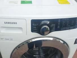 Ganga lavadora samsung hermosa