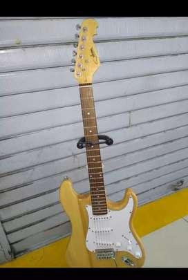 Guitarra eléctrica James (Nueva)