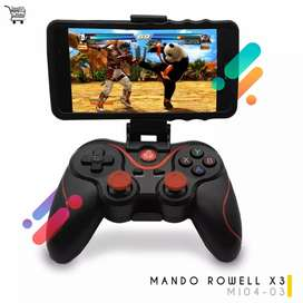 Control Gamepad Android - Fortnite