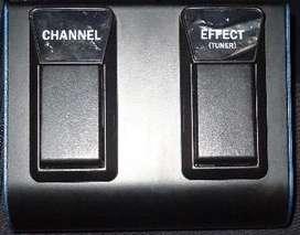 Behringer Fs112gtx Footswitch Dual Para Amplificador behringer