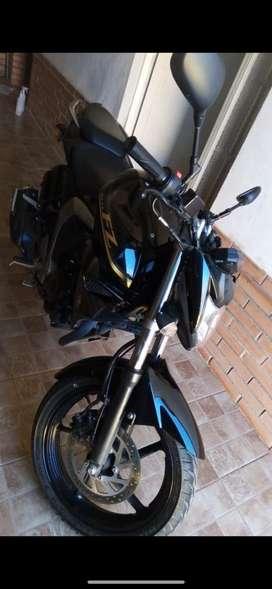 Moto fz 2016