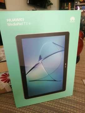 Vendo tablet t3 10 nueva