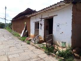 Se vende Casa lote esquinero Muy bien ubicado en Barichara