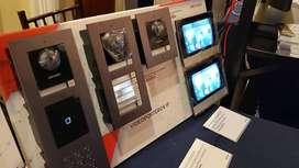 venta e instalacion video portero hikvision tecnicos certificados