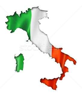 CLASES DE ITALIANO personalizadas