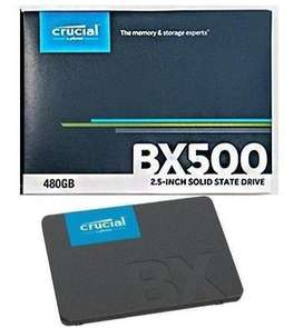 Disco Solido 480 GB Crucial
