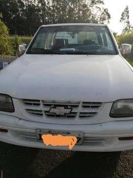 Vendo camioneta Luv V6 3.2