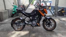 KTM Duke 200, mod 2015