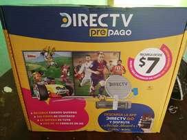 Antenas directv  nuevas de paquete