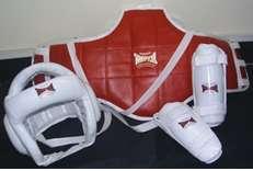 Taekwondo protección TROPICAL