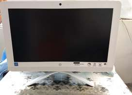Hp All In One 20 Inch