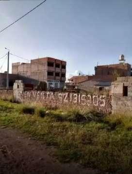 Se vende terreno en Juliaca salida cuzco