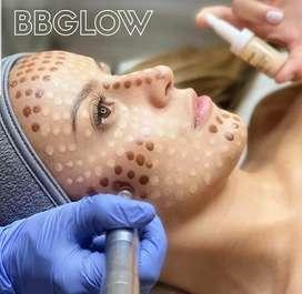 Curso bb GLOW piel de porcelana