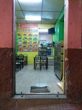 Asadero y restaurante