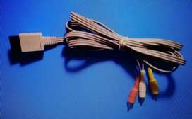 Original Nintendo Cable Audio y Video Para Wii