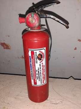 Vendo extintor