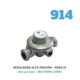 Regulador 30PSI Primera etapa GAS Centralita - UIO