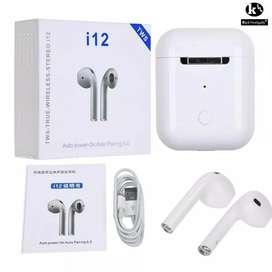 Audífonos  inalámbricos Bluetooth 5.0 Air 12