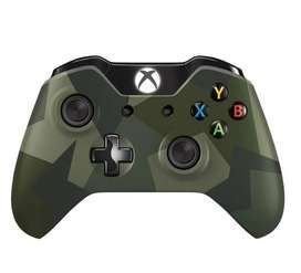Control Inalambrico Xbox One S Armed Forces