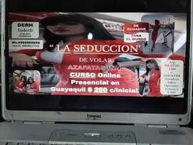 LA SEDUCCION DE VOLAR CURSO DE AZAFATAS ONLINE PRESENCIAL