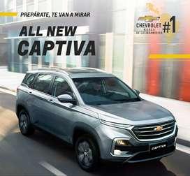 All New Captiva 1.5 Turbo Premier
