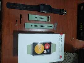 Smartwatch Huawei Watch Fit en perfecto estado con correa adicional reloj inteligente deportivo