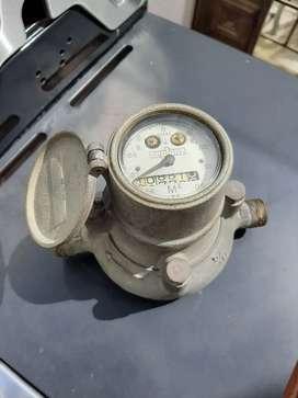 Autentico canadience medidor de presión de agua VINTAGE de colección único marca NEPTUNE