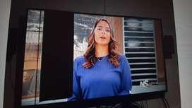 Tv Samsung , smart tv, 60 pulgadas, pantalla rota.