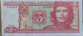Billete Che Guevar