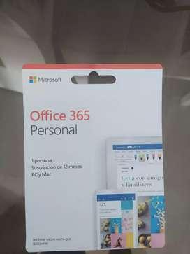 Licencia de office original