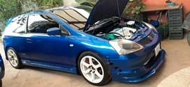Vendo Honda Civic 2005 al 100%